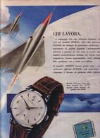 (pagine-pages)PUBBLICITA' ZENITH  Tempo1956/45. - Libri, Riviste, Fumetti