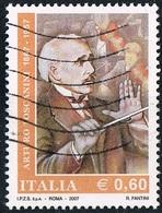2007 - ITALIA - 50° ANNIVERSARIO DELLA MORTE DI ARTURO TOSCANINI / 50th ANNIVERSARY OF DEATH OF ARTURO TOSCANINI. USATO. - 6. 1946-.. Repubblica