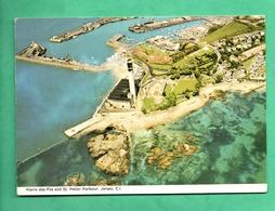 Jersey  Havre Des Pas And Saint Helier Harbour - Jersey