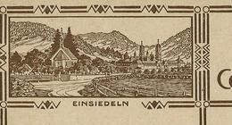 Carte Illustrée Neuve N° 119 - 005  EINSIEDELN (Zumstein 2009) - Entiers Postaux