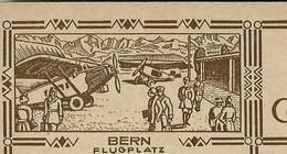 Carte Illustrée Neuve N° 119 - 003  BERN  Flugplatz ( Aviation - Air Plane)  (Zumstein 2009) - Entiers Postaux