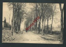 Sart-Tilman - La Grande Allée. - Liege