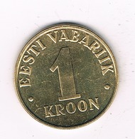 1 KROON 2001 ESTLAND /2632/ - Estland