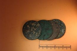 Lot De 6 Deniers De Dardenne (57) - 987-1789 Monnaies Royales