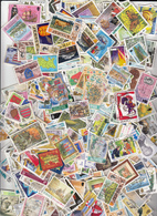Jersey Guernsey & Isle Man Stamps 500 Different Mint And Used Collection - Jersey