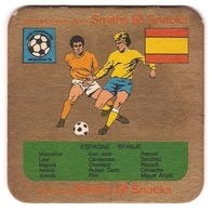 Bierviltje - World Championship Argentina 1978 - Espagne - Spanje - Smiths & Snacks - Sous-bocks