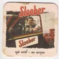 Bierviltje - Sloeber Mijn Merk - Marijn De Valk - Sous-bocks