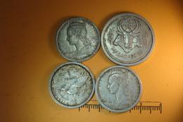 Lot De 4 Monnaies Des Colonies (60) - Colonies