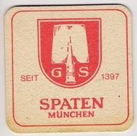 Bierviltje - SPATEN München - Sous-bocks