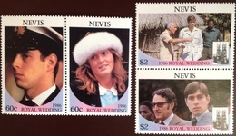 Nevis 1986 Royal Wedding MNH - St.Kitts-et-Nevis ( 1983-...)