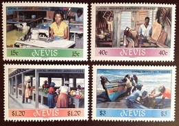 Nevis 1986 Local Industry MNH - St.Kitts-et-Nevis ( 1983-...)