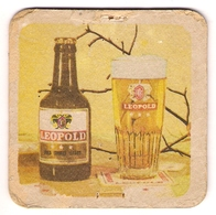 Bierviltje - LEOPOLD - Sous-bocks