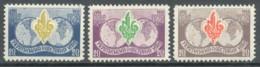 Ukraina, 1952, UKRAINIAN PLASTOVA POST, Set Of 3 - Ukraine