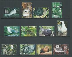 Pitcairn Islands 1994 Bird Definitive Set Of 12 MNH - Stamps