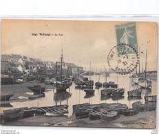 TREBOUL - Le Port - Très Bon état - Tréboul
