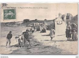 TREBOUL - La Plage Des Sables Blancs - Très Bon état - Tréboul