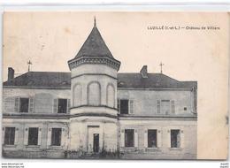 LUZILLE - Château De Villiers - Très Bon état - France