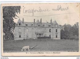 Environs De DECIZE - Château De ROZIERES - Très Bon état - Decize
