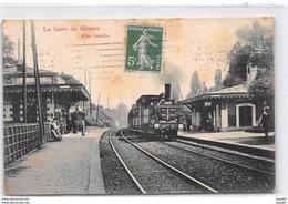 La Gare De SEVRES - Rive Gauche - état - Sevres