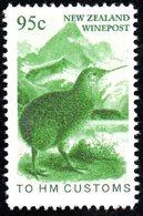 New Zealand Wine Post Green Kiwi - Unclassified