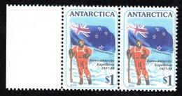 Antarctica Post Trans Antarctic Expedition Pair - Unclassified