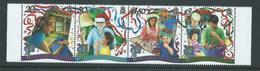 Pitcairn Islands 2000 Christmas Strip Of 4 MNH - Stamps