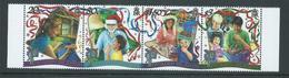 Pitcairn Islands 2000 Christmas Strip Of 4 MNH - Pitcairn Islands