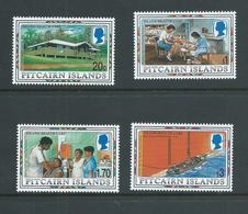 Pitcairn Islands 1997 Island Health Care Set 4 MNH - Stamps