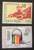 COSTA RICA - MNH** - 1988  - # 401/402 - Costa Rica