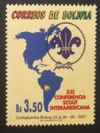 BOLIVIA - MNH** - 2000 - # 1155 - Bolivie