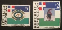 DOMINICAN REPUBLIC - MNH** - 2000 - # 1348/1349 - Dominicaine (République)