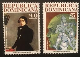 DOMINICAN REPUBLIC - MNH** - 2000 - # 1355/1356 - Dominicaine (République)