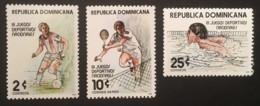 DOMINICAN REPUBLIC - MNH** - 1979 - # 815, 816, C298 - Dominicaine (République)