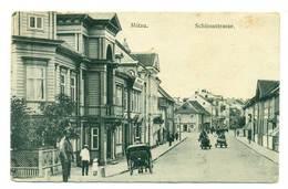 Latvia Mitau Jelgava Schlossstrase 1917 R - Lettonie