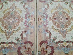 Persia - Iran - Tappeto Persiano Tabriz 60 Raj , Lana Kurk Misto Seta  Extra Fine ,in Coppia , Mixed Silk - Rugs, Carpets & Tapestry