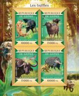 Guinea 2015  Fauna Buffalos - Guinée (1958-...)