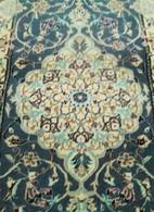 Persia - Iran - Tappeto Persiano NAIN 6 Fili,Habibian,Exra Fine , Mixed Silk - Tapis & Tapisserie