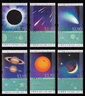 China Hong Kong 2015 Astronomical Phenomena Stamp 6v MNH - 1997-... Région Administrative Chinoise