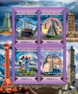 Guinea 2015  Lighthouses Of The World - Guinée (1958-...)