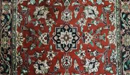 Persia - Iran - Tappeto Persiano QUM 100% Pura Seta - 100% Silk - Tappeti & Tappezzeria