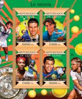 Guinea 2015  Tennis - Guinée (1958-...)