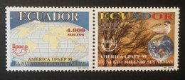 ECUADOR - MNH** - 1999 - # 1496 - Equateur
