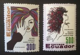 ECUADOR - MNH** - 1991 - # 1271/1272 - Equateur