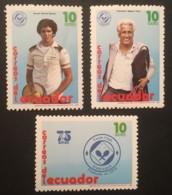 ECUADOR - MNH** - 1986 - # 1126/1128 - Equateur