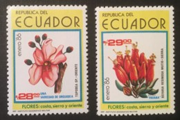 ECUADOR - MNH** - 1986 - # 1112/1113 - Equateur