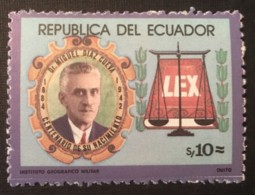 ECUADOR - MNH** - 1984 - # 1053 - Equateur