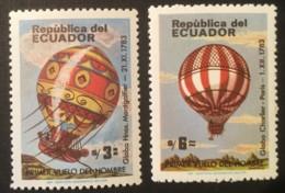 ECUADOR - MNH** - 1984 - # 1058/1059 - Equateur