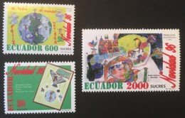 ECUADOR - MNH** - 1996 - # 1418/1420 - Equateur