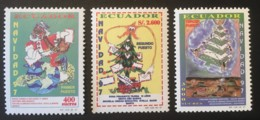 ECUADOR - MNH** - 1997 - # 1446/1448 - Equateur