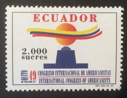 ECUADOR - MNH** - 1997 - # 1429 - Equateur